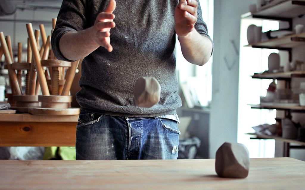 Rock Set, керамика