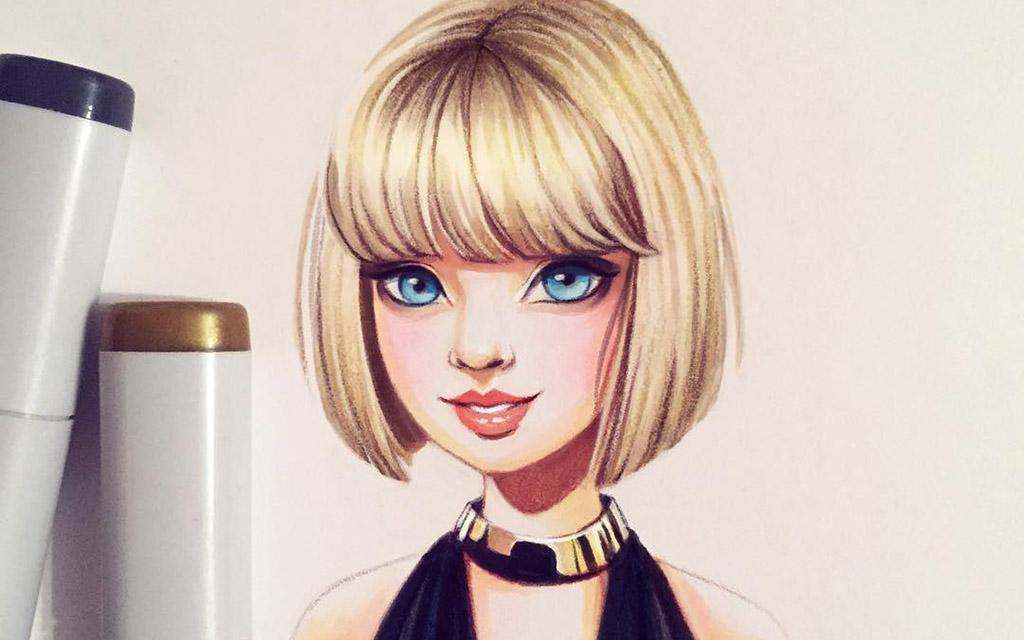 Кукольный стиль, Лера Кириякова