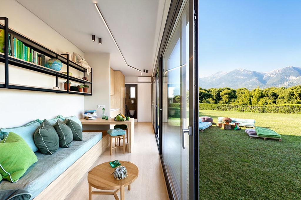 Квартира в греции на лето
