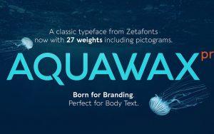 кириллица, латиница, ttf, шрифт, Aquawax Pro, fonts