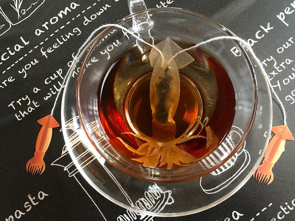 чайные пакеты в виде животных,Ocean Tea Bag, чай зверинец, чай звери
