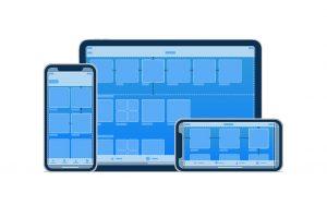 Сетки для веба, мобильного интерфейса