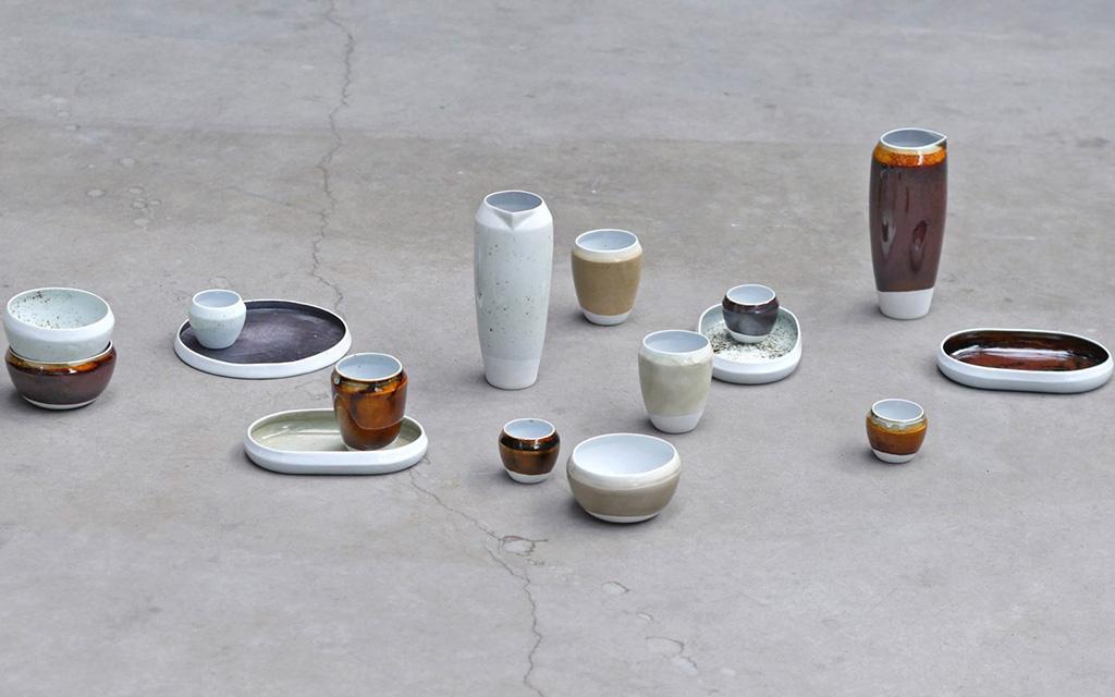 керамика, глазурь, Агне Кучеренкайте, Agne Kucerenkaite