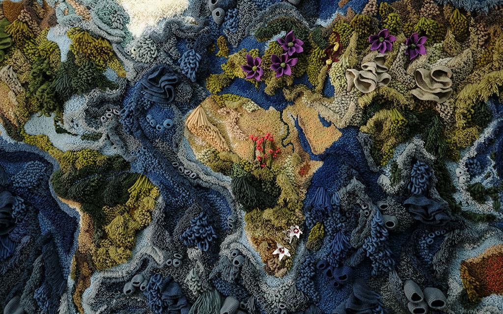 Масштабная карта мира, Vanessa Barragao