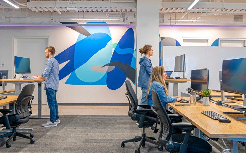 штаб-квартира, PayPal в Сан-Хосе,HGAиSWA Group