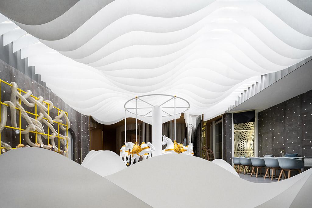 Wutopia Lab, кафе, детское кафе, Fairyland Premium Kids Cafe
