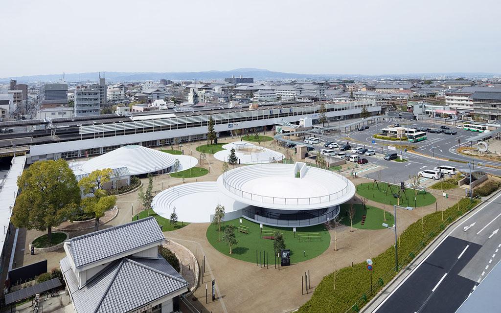 Японская дизайнерская студия, Nendo, CoFuFun, Киото
