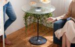 Цветущий оазис, кофейный столик, OASIS
