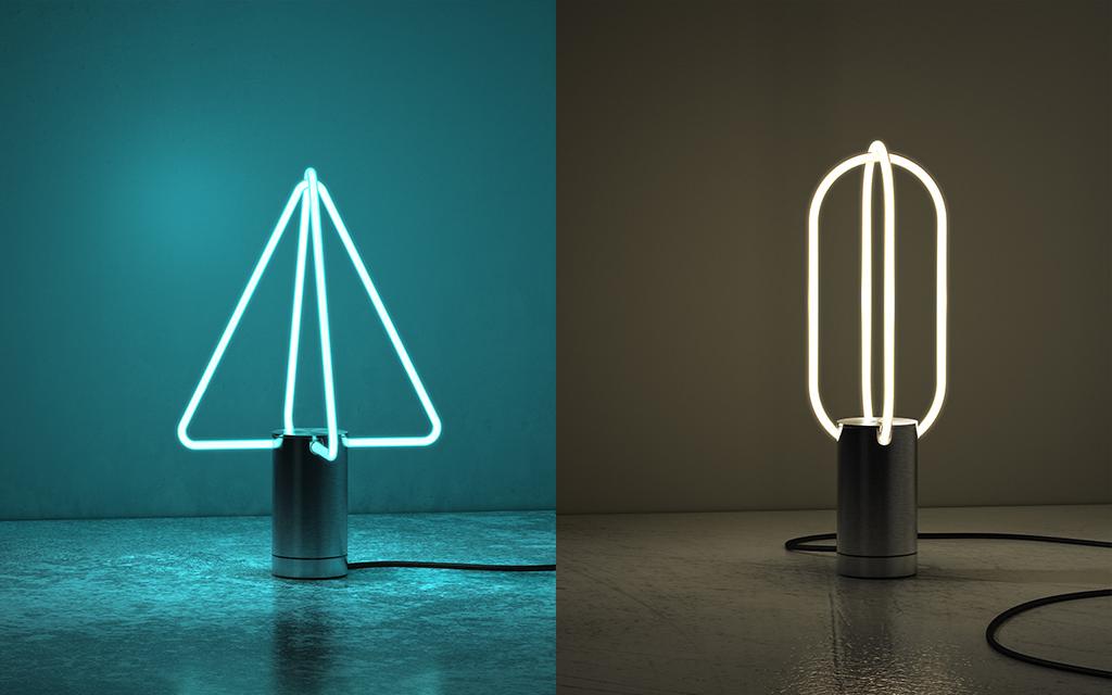 Неоновые лампочки, MON, современное освещение