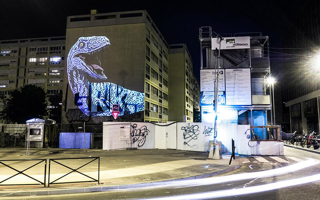 динозавры, Жюльен Ноннон, Julien Nonnon