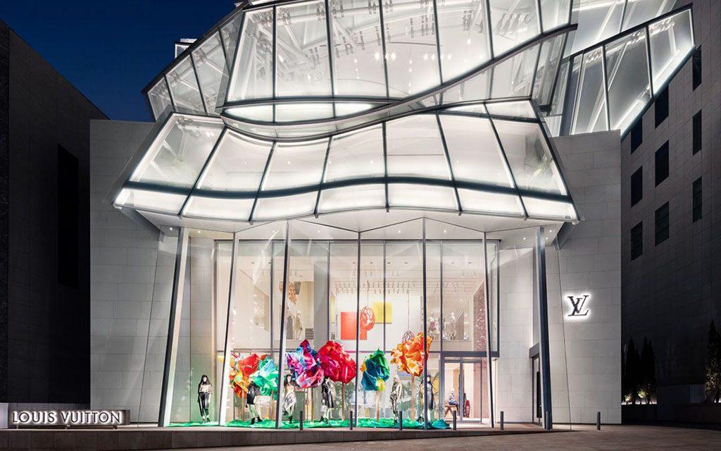 Магазин, Louis Vuitton