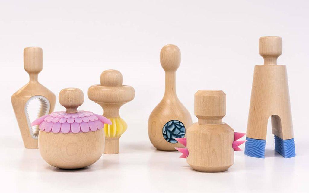 Игровые фигурки, дети, Yaara Nusboim